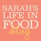 Discover Chef Sarah's Blog
